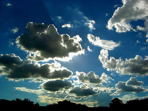 Clouds: Image via tipiro, Flickr