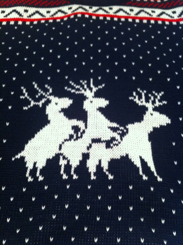 Gammy Christmas Jumpers